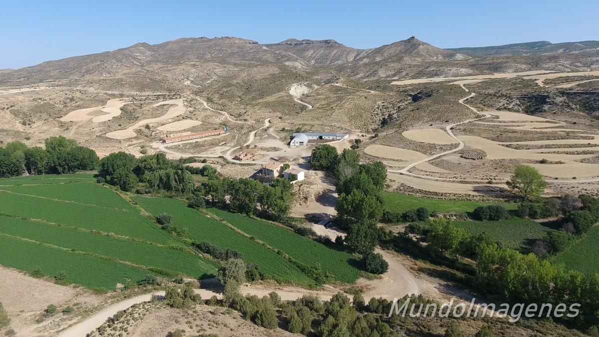 Fig 1 - Entorno natural de la Sima de San Pedro